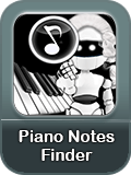 Piano-Notes-Finder