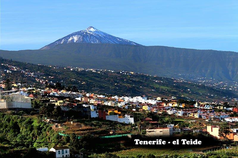 Испания-Тенерифа