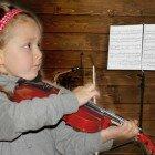 Польза скрипки для детей